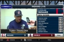 Terry Francona thought Wednesday's victory was fun to be a part of