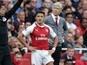 Arsene Wenger denies Alexis Sanchez 'punishment'