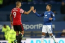 James Vaughan touched by his Goodison reception