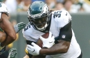 LeGarrette Blount picked 'on the rise' Eagles over Giants