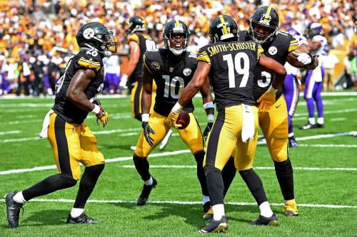 Steelers News: JuJu Smith-Schuster is only getting better, by the day