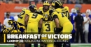 Successful surgery for Michigan wide receiver; recruiting speculation