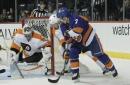 Islanders News: Split-squad results in split; Barzal and the yout'; Joffrey Loophole