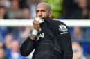 'Tim Howard joined Everton as it carried none of the pressure of Manchester United'