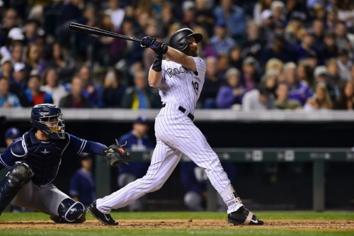 Charlie Blackmon should be this year's National League MVP