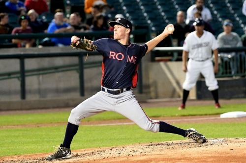 An Interview with top Braves pitching prospect Kolby Allard