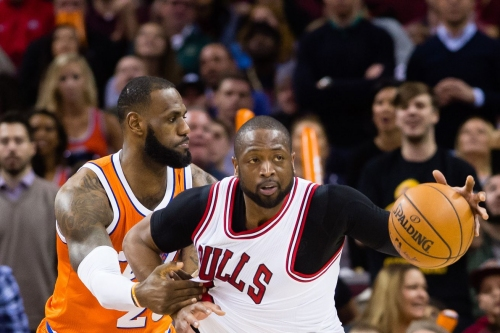 Bulls willing to work with Dwyane Wade on buyout