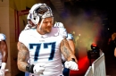 How they were built: The Titans offensive line