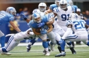 Lions' Zach Zenner could get first playing time of season against Falcons