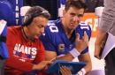 """Giants' OC Mike Sullivan: Players """"Frustrated,"""" But Determined"""