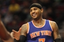 Carmelo Anthony Reportedly on Brink of Accepting Trade to Portland
