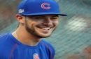 Cubs MVP Kris Bryant Makes His Mitch Trubisky Stance Clear
