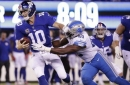 Desperate Giants have tough matchup at Eagles