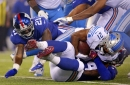 The Lions running game isn't as good as you think