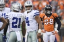 "Broncos LB Von Miller calls low hit by Cowboys tight end ""just baffling"""