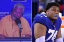 The Giants made Don La Greca's head explode