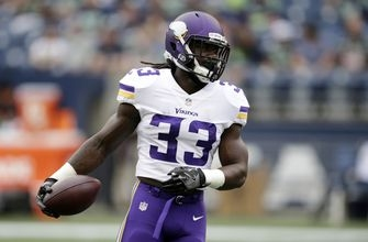 With Vikings QB unknown, Bucs prepare for running back Cook
