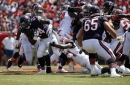 Bears Running Game is not off the hook for Sunday's embarrassing loss to the Buccaneers