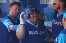 Blue Jays' Morales has fallen for Toronto, hopes some day feeling will be mutual