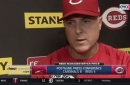 Bryan Price on pulling Homer Bailey after four 'labor-intensive' innings
