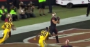 Former Michigan State teammates Brian Hoyer, Garrett Celek connect for 49ers touchdown