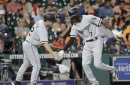 White Sox bullpen covers 8 2/3 innings to beat Astros (Sep 21, 2017)