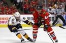 Friday's Coyotes Tracks - NHL Looking into Marian Hossa's Illness