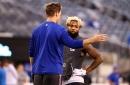 "New York Giants News, 9/22: Odell Beckham ""Absolutely"" Believes In Eli Manning"
