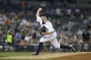 Tigers' Jordan Zimmermann aims to enter offseason healthy after shaky 2017