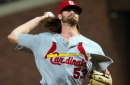 Gant to make first Cardinals start in team's last road game