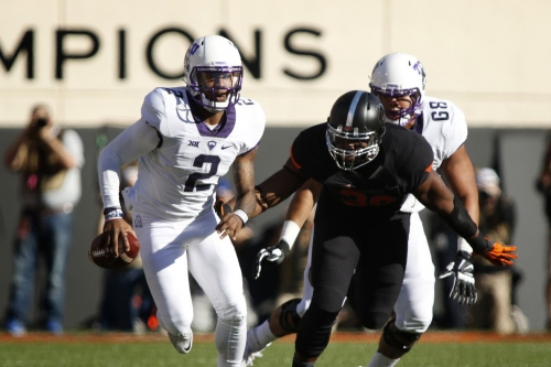 Power Rankings: Oklahoma State and TCU provide marquee Big 12 Opening weekend matchup