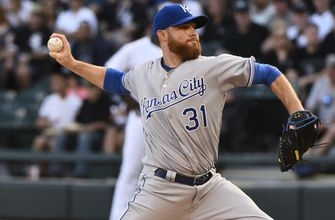 Royals' Kennedy to start after birth of fifth child (first boy)