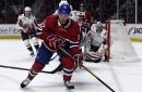 Canadiens lines at practice: September 22