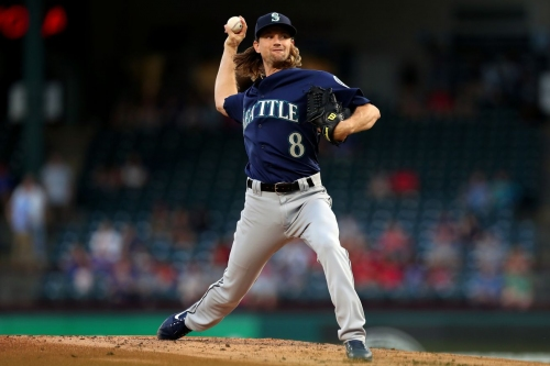 Sporcle Friday: Most Productive M's Pitchers in Short Periods of Time