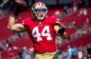 49ers will need every bit of 10 days to recover