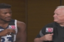 Jimmy Butler Trolls Bulls At Timberwolves Media Day