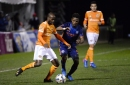 Pick the Houston Dynamo Starting XI against New York City FC