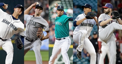Mariners share dubious record of using 40 pitchers: Here is how it happened