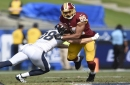Redskins injury report: Jordan Reed, Josh Norman among five questionable
