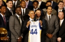 Warriors will make White House decision as a team