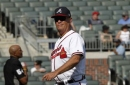 Snitker hoping to return as Braves manager in 2018