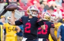 49ers-Rams film study: Looking at Brian Hoyer's interceptions