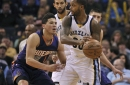 Grizzlies trade Troy Daniels to Phoenix Suns