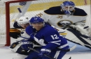 Marleau sees time on PP with Matthews in Maple Leafs win over Sabres [Photos]