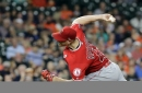 Garrett Richards dominates for Angels, but 5th straight loss drops them 3½ back of Twins