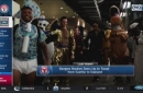Rookie dress up time again | Rangers Live