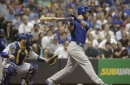 Cubs take control in NL Central with 5-4 win over Brewers (Sep 22, 2017)