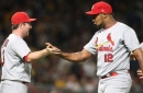 Cardinals stage ninth-inning comeback, defeat Pirates 4-3