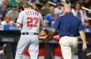 Washington Nationals' Shawn Kelley leaves outing in Citi Field with nerve issue in right arm...