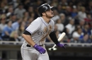 Nolan Arenado leads a solo-homer trio as Rockies snap a troubling skid in victory at San Diego